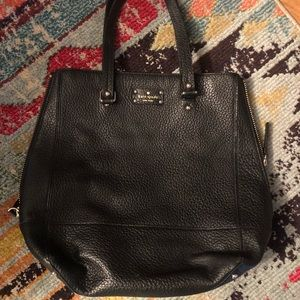 Very large Kate Spade tote bag purse